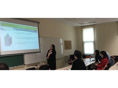 我校管理学院教师前往西班牙参加第16届创新与管理国际会议
