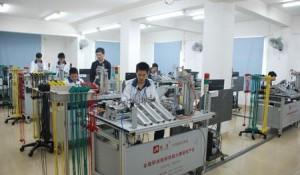 四川省工业贸易学校机电技术应用