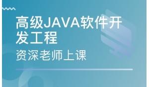 高级1JAVA软件开发工程师
