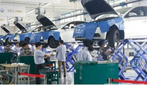 汽车制造与检修专业