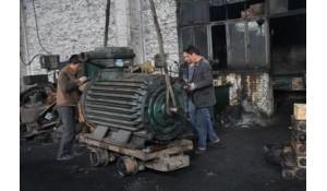 煤矿机械维修