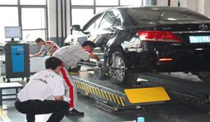 汽车检测与维修技术专业