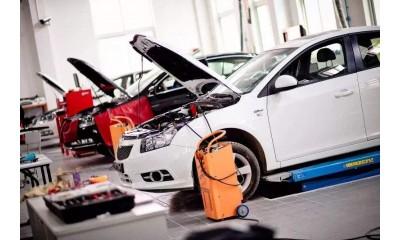汽车检测与维修技术