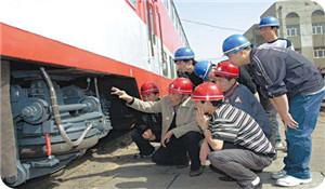 铁路车辆运营检修