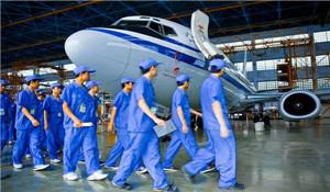 飞机机电设备维修