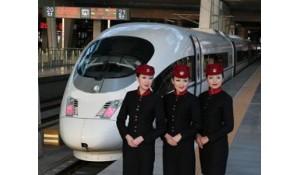 高速铁路客运乘务