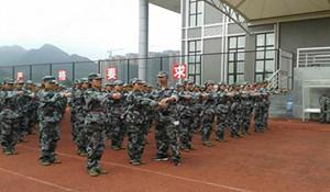 六盘水军事技能职业学校