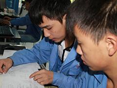四川雅安航空工业联合技工学校招生计划